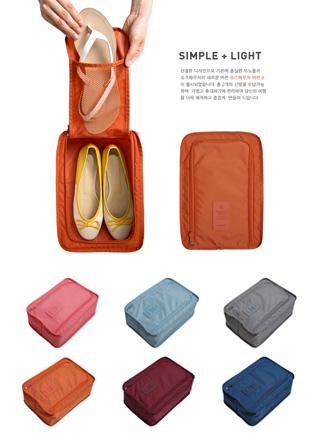 여행용 신발 파우치 - NEW SHOES POUCH VER.3