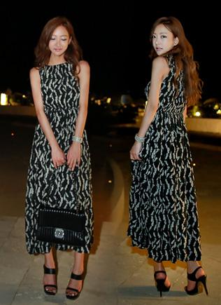 비바소울 드레스